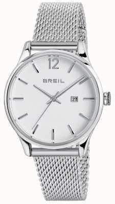 Breil Автоматическая серебристая нержавеющая сталь TW1567