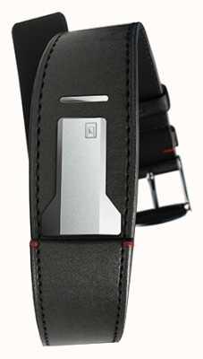 Klokers Klink 01 сатиновый черный ремешок шириной 22 мм 230 мм длиной KLINK-01-MC1
