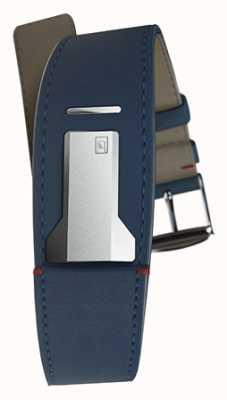 Klokers Klink 01 индиго синий ремешок только 22 мм широкий 230 мм длиной KLINK-01-MC3