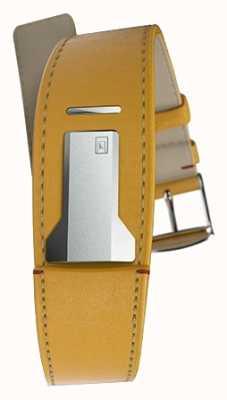 Klokers Klink 01 newport желтый ремешок шириной 22 мм длиной 230 мм KLINK-01-MC7.1