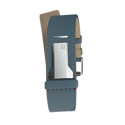 Klokers Klink 04 jean прямой одиночный ремешок шириной 22 мм 230 мм KLINK-04-LC10