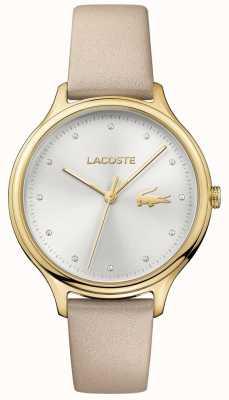 Lacoste Серебряный циферблат из серебра 2001007