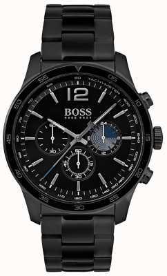 Hugo Boss Мужские часы с хронографом с железным покрытием 1513528