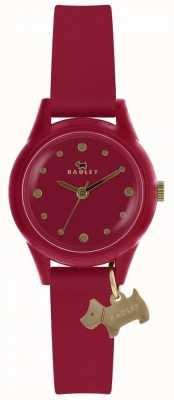 Radley Женские часы смотрят розовый силикон RY2598