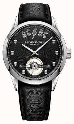 Raymond Weil Freelancer acdc с ограниченным тиражом черный циферблат 2780-STC-ACDC1