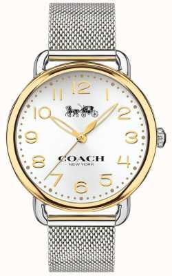 Coach Модный браслет из нержавеющей стали из нержавеющей стали 14502802
