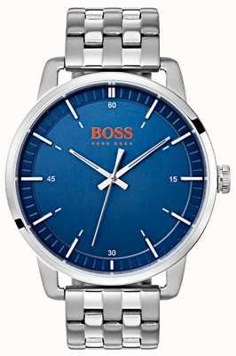 Hugo Boss Orange Серебряный браслет из нержавеющей стали 1550076