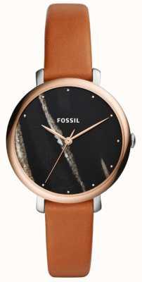 Fossil Женский женский кожаный ремешок ES4378