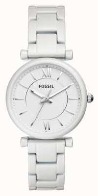 Fossil Ремешок из нержавеющей стали ES4401