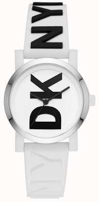 DKNY Силиконовый ремешок для женщин NY2725