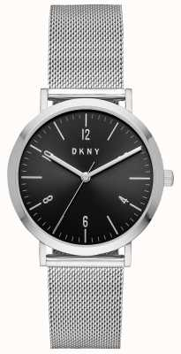 DKNY Женская лента из нержавеющей стали Minetta NY2741