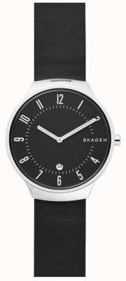 Skagen Мужской кожаный ремешок SKW6459
