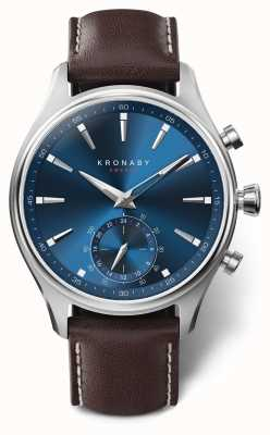 Kronaby 41мм секел блютуз гибридные часы а1000-3120 S3120/1