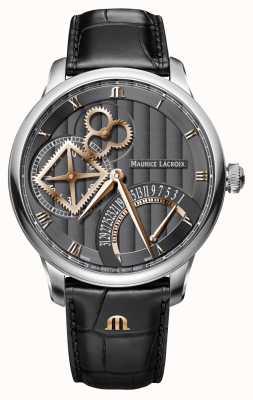 Maurice Lacroix Автоматические часы с квадратным колесом MP6058-SS001-310-1