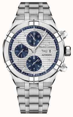 Maurice Lacroix Aikon хронограф автоматическое производство движения смотреть AI6038-SS002-131-1