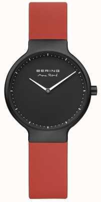 Bering Макс rené красный ремешок черный ip покрыл корпус и набрать 15531-523
