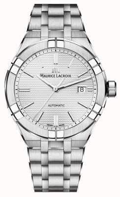 Maurice Lacroix Автоматические часы из нержавеющей стали Aikon AI6008-SS002-130-1