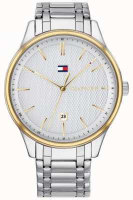 Tommy Hilfiger Мужские часы Damon из нержавеющей стали 1791491