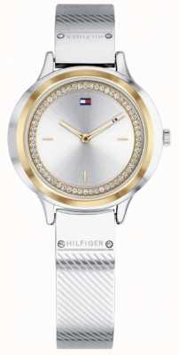 Tommy Hilfiger Женские часы из нержавеющей стали 1781912