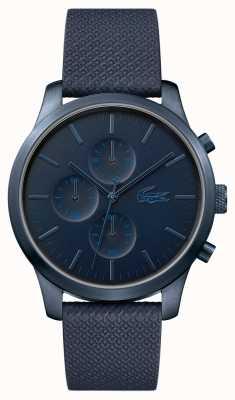 Lacoste Мужские 12.12 85-летние темно-синие часы 2010948