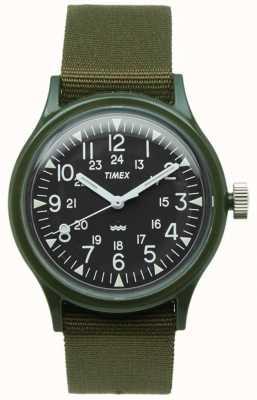 Timex Женские часы mk1 36mm нейлоновые ремешки TW2P88400