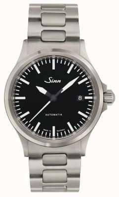 Sinn 556 i спортивный сапфировое стекло металлический браслет 556.010 BRACELET