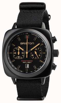 Briston Клубный спорт черный матовый 18142.PBAM.BS.4.NB