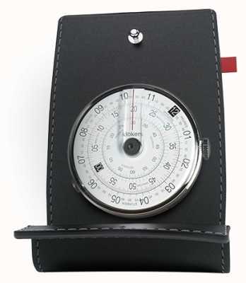 Klokers Klok 01 желтый настольный часы и карман KLOK-01-D1+KPART-01-C2