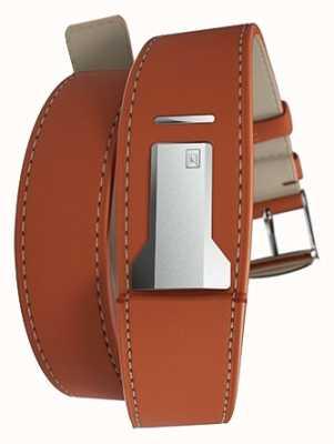 Klokers Klink 02 оранжевый двойной ремешок только 22 мм широкий 380 мм KLINK-02-380C8