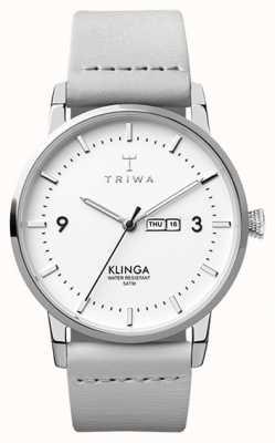 Triwa Снежный клинга светло-серый TR.KLST109-CL111512