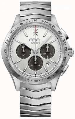 EBEL Мужская автоматическая хронограф с хронографом 1216403
