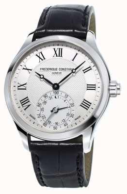 Frederique Constant Черный часовой пояс для мужчин FC-285MC5B6