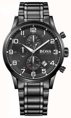 Hugo Boss Мужские аэродинамические часы с хронографом 1513180