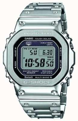 Casio G-шок ограниченным тиражом радиоуправляемый блютуз солнечный GMW-B5000D-1ER