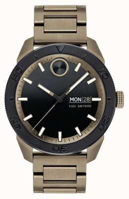 Movado Мужской смелый ионный спортивный браслет 3600511