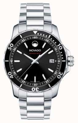 Movado Мужская серия 800 из нержавеющей стали 2600135