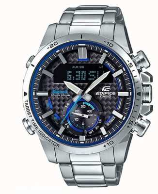 Casio Часы с диагональю экрана Bluetooth ECB-800D-1AEF