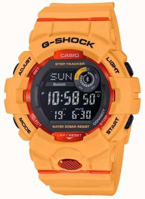Casio G-squad оранжевый цифровой Bluetooth-трекер GBD-800-4ER