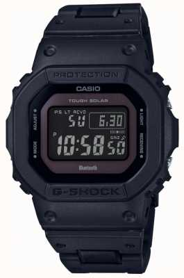 Casio G-shock bluetooth радиоуправляемая композитная полоса черного цвета GW-B5600BC-1BER