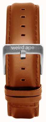 Weird Ape Кожаная кожаная серьга из нержавеющей стали ST01-000100