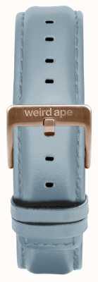 Weird Ape Порошковая кожаная кожаная ручка из нержавеющей стали 16 мм ST01-000029