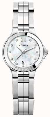 Michel Herbelin Женские часы из нержавеющей стали Newport royale 14298/B89