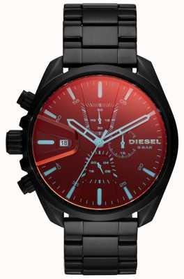 Diesel Мужские часы ms9 с диафрагменным хронографом DZ4489