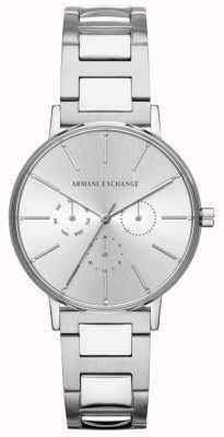 Armani Exchange Часы с хронографом из нержавеющей стали из нержавеющей стали Lola AX5551