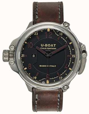 U-Boat Ограниченная версия капсула 50 черный 7469