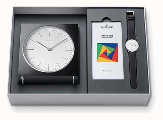 Junghans Макс банк часы и набор часов ограниченное издание 2018 363/2816.00