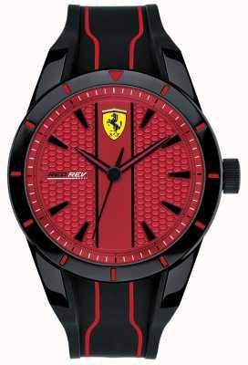 Scuderia Ferrari Красный ремень красного красного циферблата 0830540