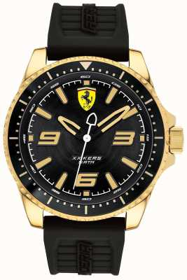 Scuderia Ferrari Mens xx kers позолоченный ремень 0830485