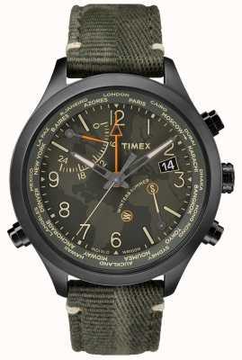 Timex Водонепроницаемость по всему миру TW2R43200VQ