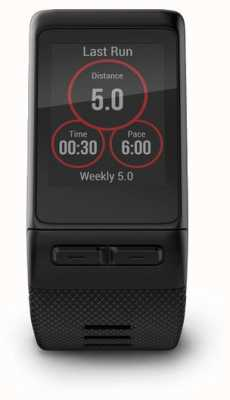 Garmin Vivoactive smartwatch hr black x-large 010-01605-01